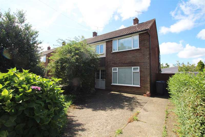 3 Bedrooms Semi Detached House for sale in Humber Doucy Lane, Ipswich