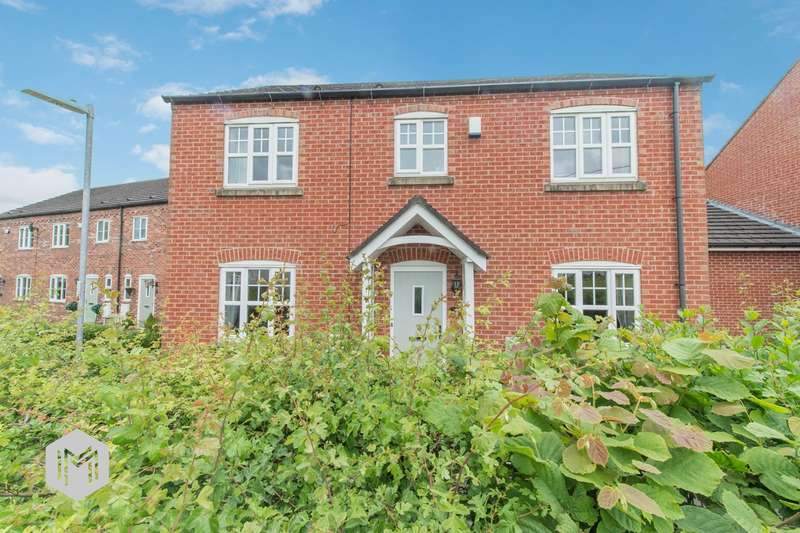 4 Bedrooms Link Detached House for sale in Maple Walk, Bolton, BL3