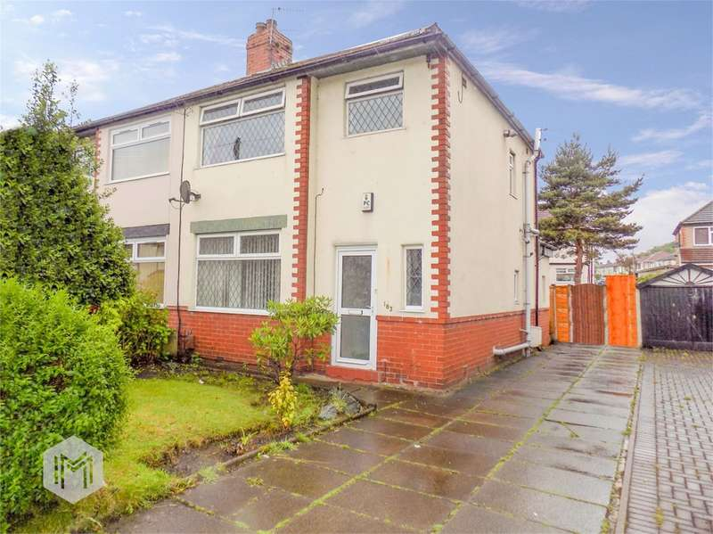 3 Bedrooms Semi Detached House for sale in Bradford Road, Farnworth, Bolton, BL4