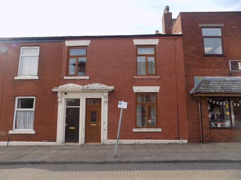 3 Bedrooms Terraced House for sale in Cunliffe Street, Chorley, PR7