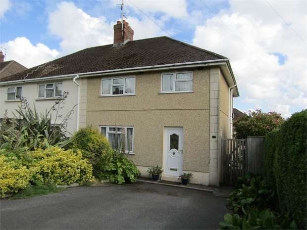 3 Bedrooms Semi Detached House for sale in Browen, Llanelli, Carmarthenshire
