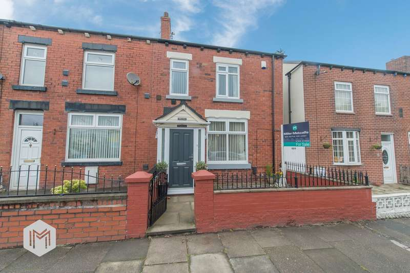 3 Bedrooms Terraced House for sale in Manchester Road, Westhoughton, Bolton, BL5