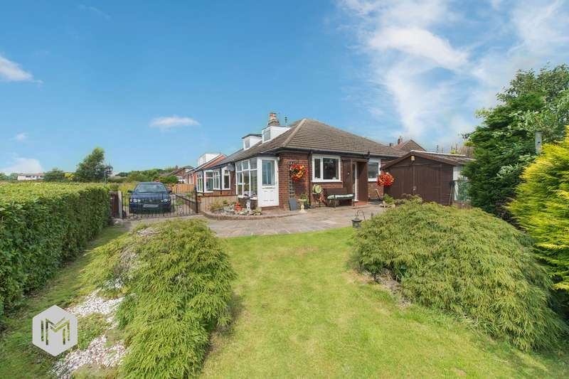 2 Bedrooms Semi Detached Bungalow for sale in Brookfield Avenue, Bolton, BL2