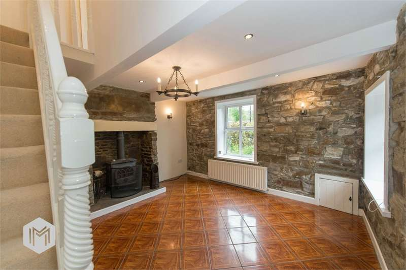 3 Bedrooms Cottage House for sale in Ashen Bottom, Rossendale, Lancashire, BB4