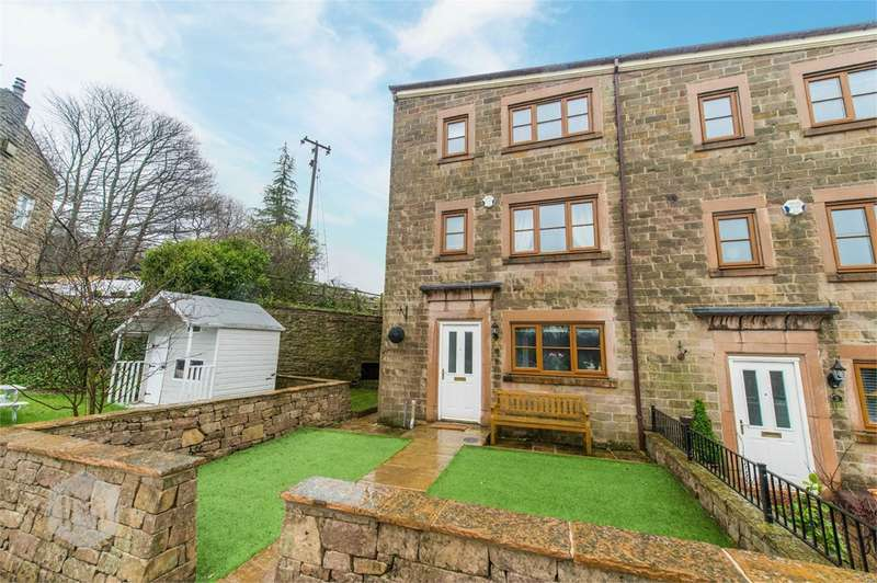 4 Bedrooms Town House for sale in Lodge Mill Lane, Ramsbottom, Bury, BL0