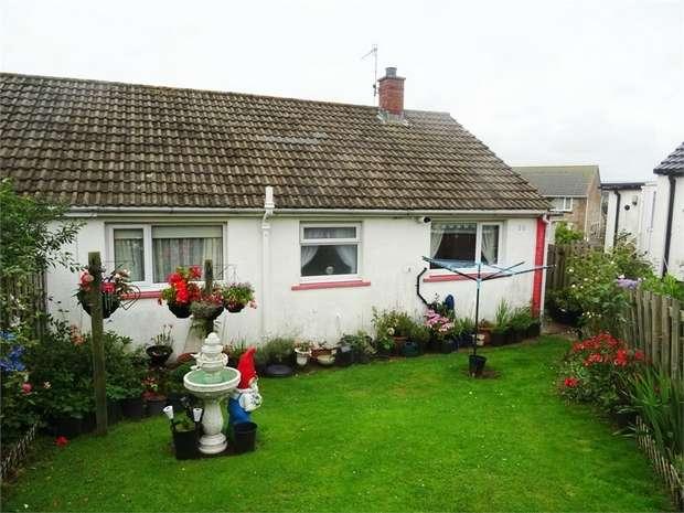 2 Bedrooms Semi Detached Bungalow for sale in Wasdale Park, Seascale, Cumbria