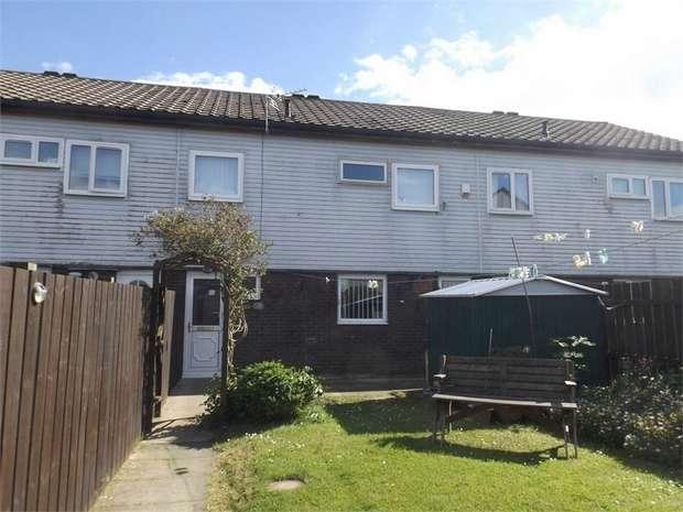 4 Bedrooms Terraced House for sale in Pentland Close, Peterlee, Durham
