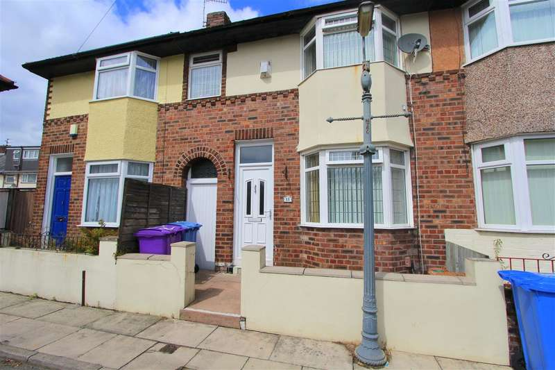 3 Bedrooms Town House for sale in Witton Road, Tuebrook, Liverpool