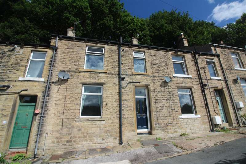 2 Bedrooms Cottage House for sale in Rose Grove, Friendly, Sowerby Bridge
