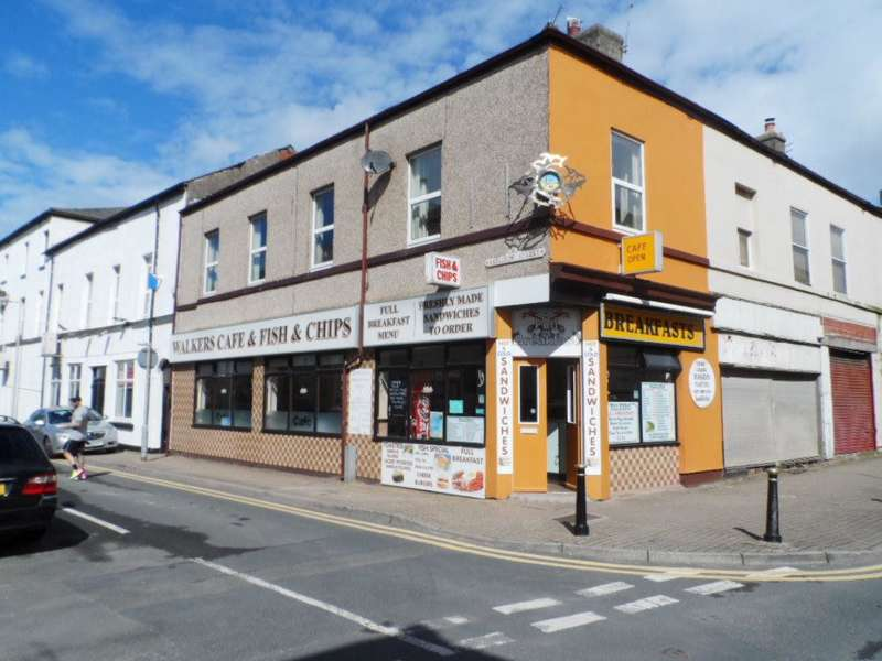 Cafe Commercial for sale in Bairstow Street, BLACKPOOL, FY1 5BN