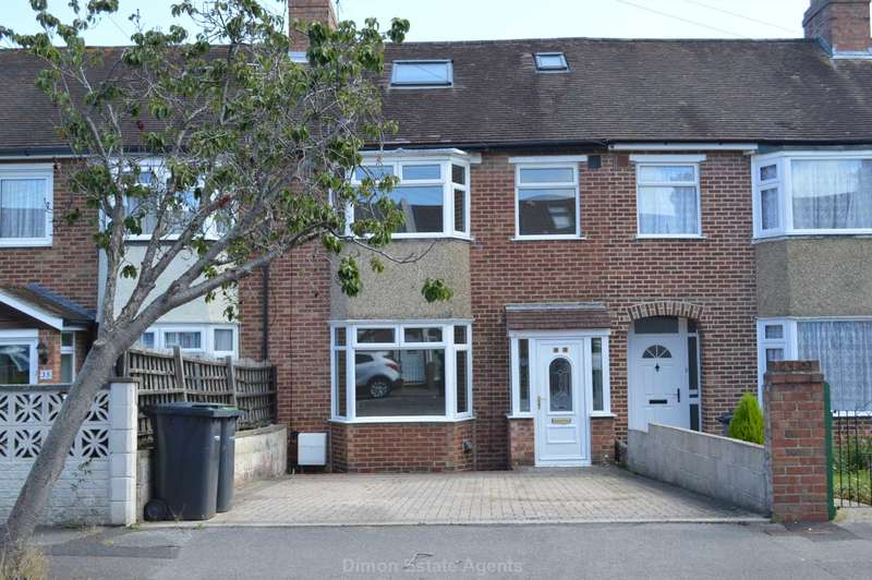 4 Bedrooms Terraced House for sale in Park Road, Alverstoke
