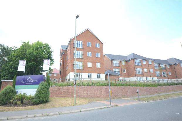 2 Bedrooms Apartment Flat for sale in Centrifuge Way, Farnborough, Hampshire