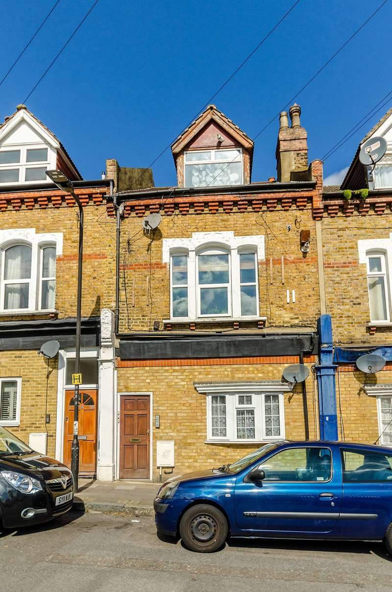 1 Bedroom Flat for sale in Ridsdale Road, Anerley, SE20