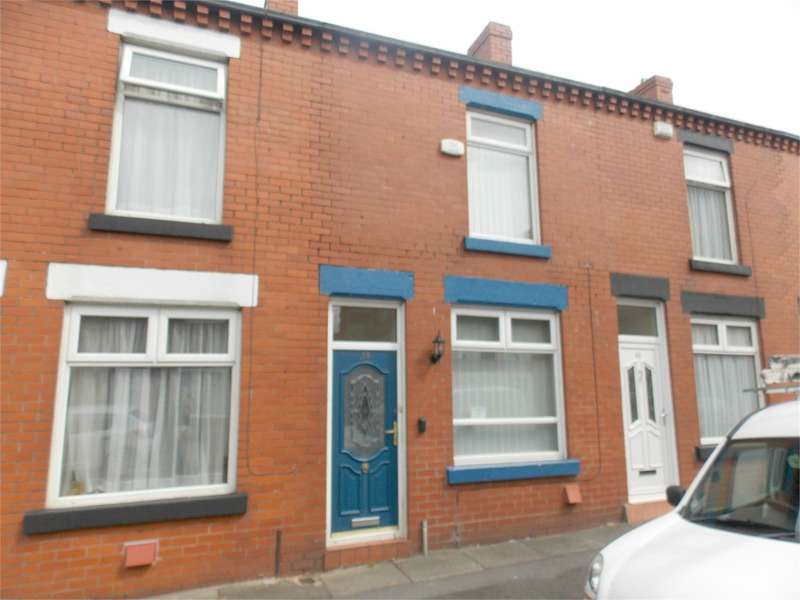 2 Bedrooms Terraced House for sale in Hobart Street, Halliwell, Bolton, BL1