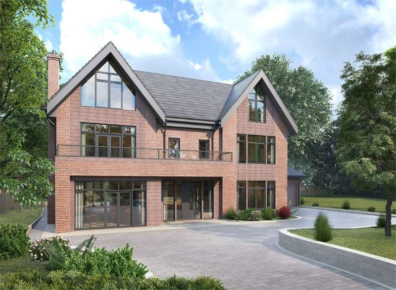 7 Bedrooms Detached House for sale in 2 Burnthwaite Hall, Old Hall Lane, Lostock, Bolton, BL6
