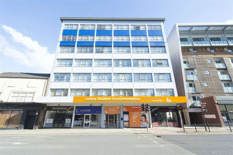 1 Bedroom Apartment Flat for sale in Bradshawgate, Bolton, Lancashire, BL1