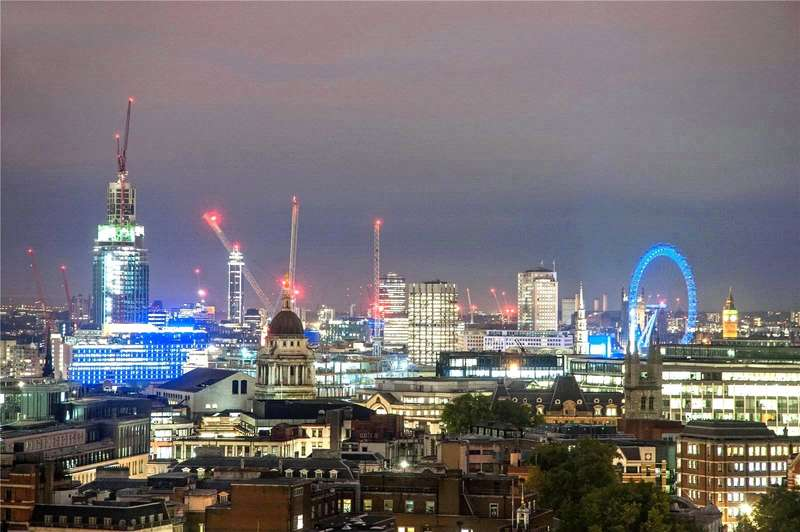 2 Bedrooms Flat for sale in Fann St, Barbican, City Of London, EC2Y