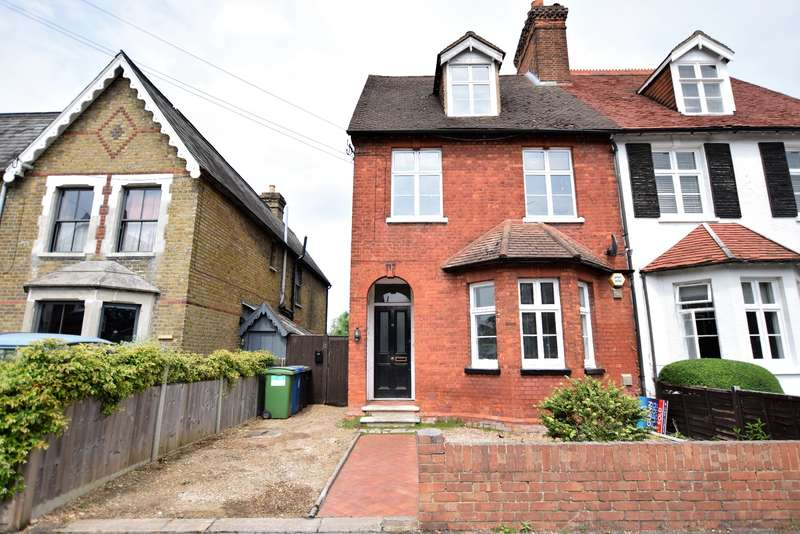 2 Bedrooms Ground Flat for sale in Datchet