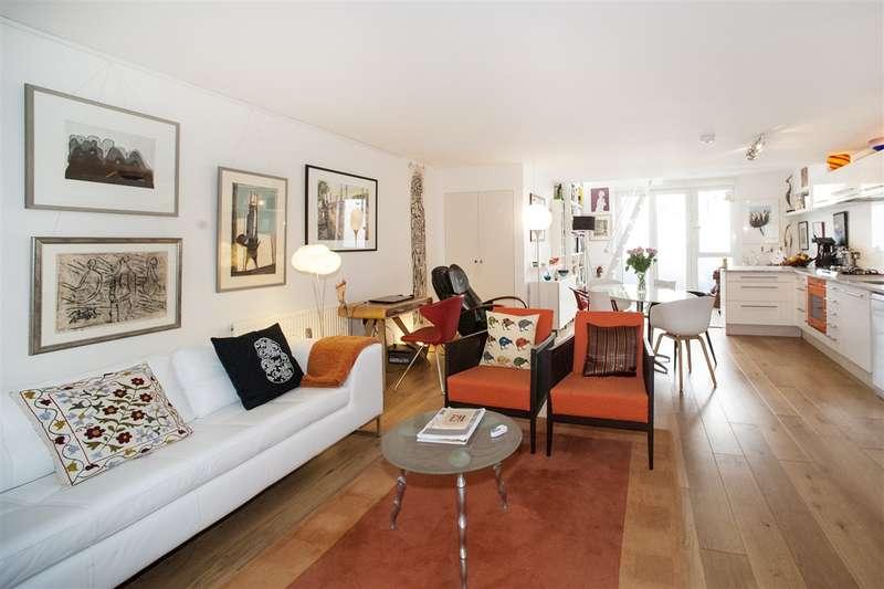 1 Bedroom Flat for sale in Wendell Road, Shepherd's Bush
