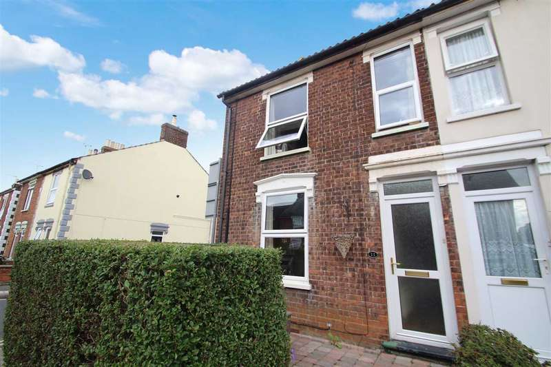 3 Bedrooms Semi Detached House for sale in Salisbury Road, Ipswich