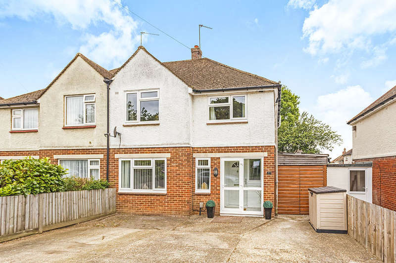 3 Bedrooms Semi Detached House for sale in Oxford Road, Maidstone, ME15