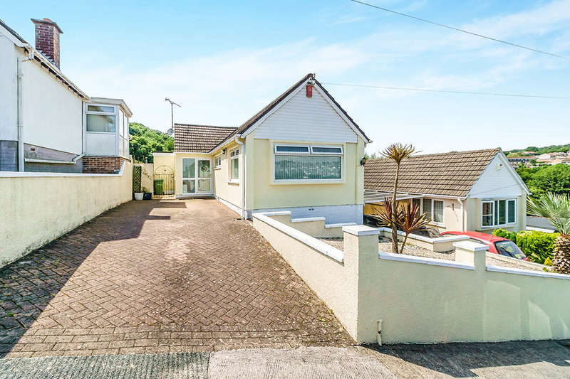 3 Bedrooms Detached Bungalow for sale in Reddington Road, Higher Compton, Plymouth, PL3