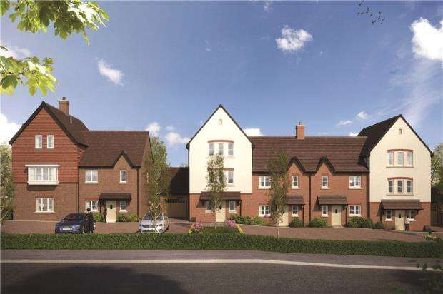 3 Bedrooms Semi Detached House for sale in Woodhurst Park, Warfield, Berkshire