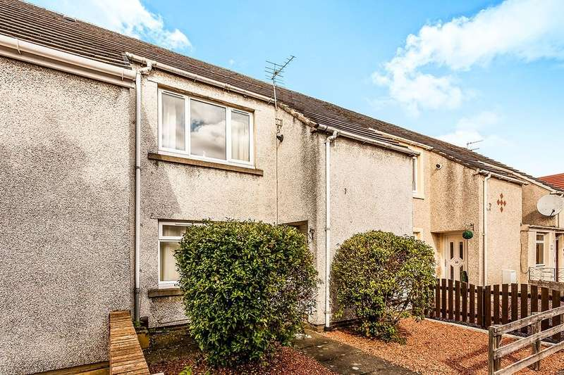 2 Bedrooms Property for sale in Moriston Court, Grangemouth, FK3