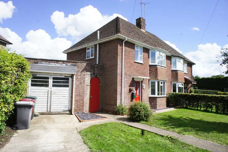 3 Bedrooms Semi Detached House for sale in Stuart Close, Emmer Green