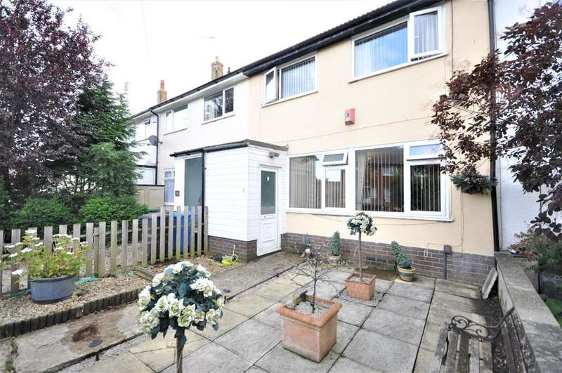 3 Bedrooms Terraced House for sale in Harbour Lane, Warton, Preston, Lancashire, PR4 1YA