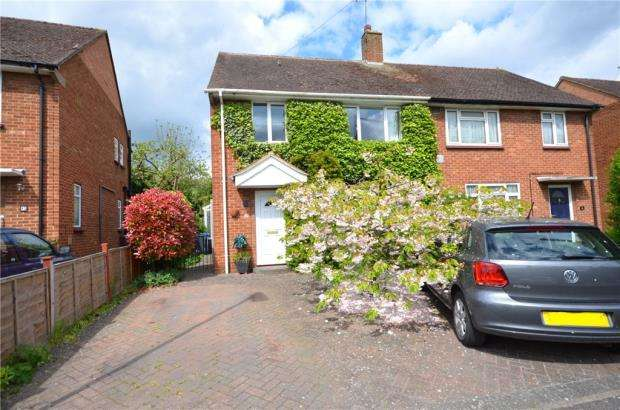 3 Bedrooms Semi Detached House for sale in Halifax Road, Maidenhead, Berkshire