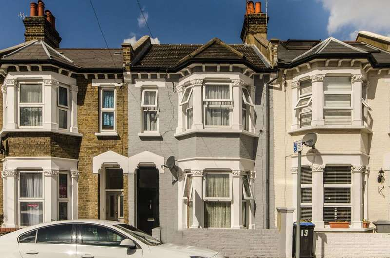 3 Bedrooms House for sale in Ravensworth Road, Kensal Green, NW10