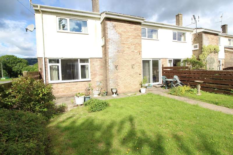 2 Bedrooms End Of Terrace House for sale in Lancaster Road, New Inn, Pontypool, NP4