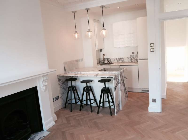 1 Bedroom Flat for sale in Sulgrave road, Hammersmith, London, W6