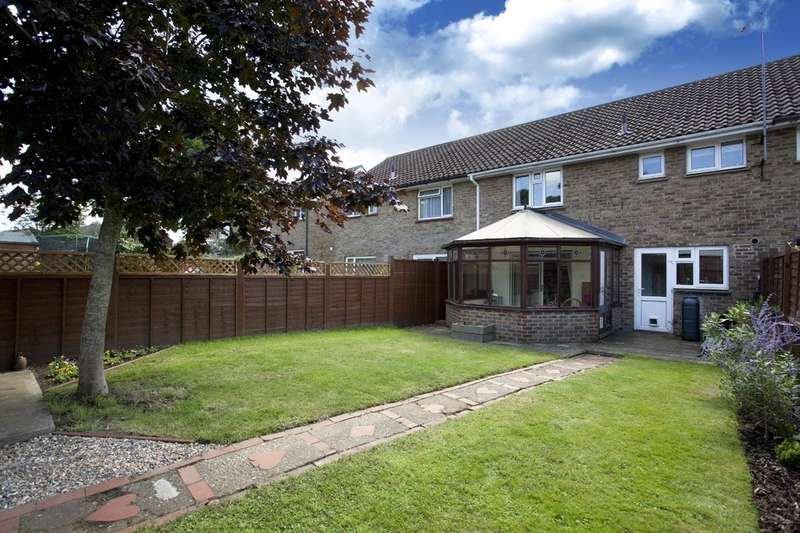 3 Bedrooms Terraced House for sale in Church Road, Horsham