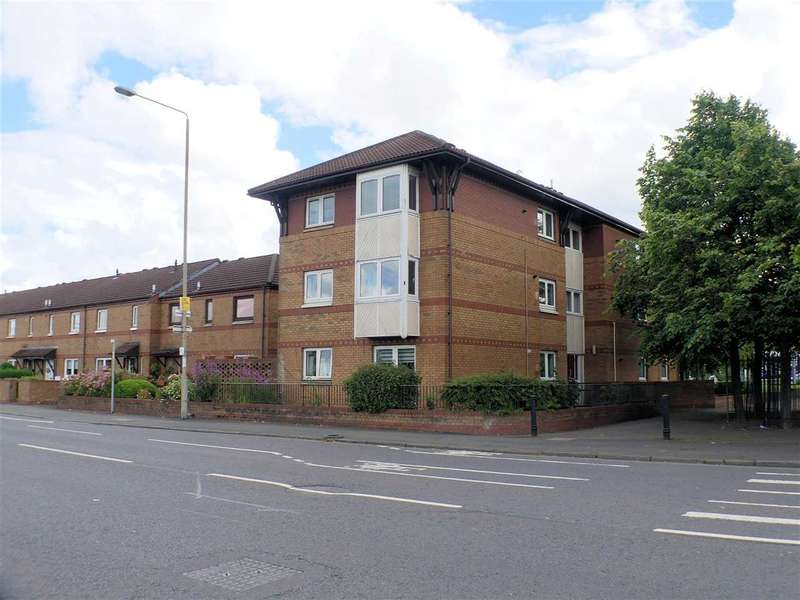 2 Bedrooms Apartment Flat for sale in 24 Baltic Court, Dalmarnock, Flat 1/1, GLASGOW