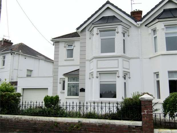 3 Bedrooms Semi Detached House for sale in Havard Road, Llanelli, Carmarthenshire
