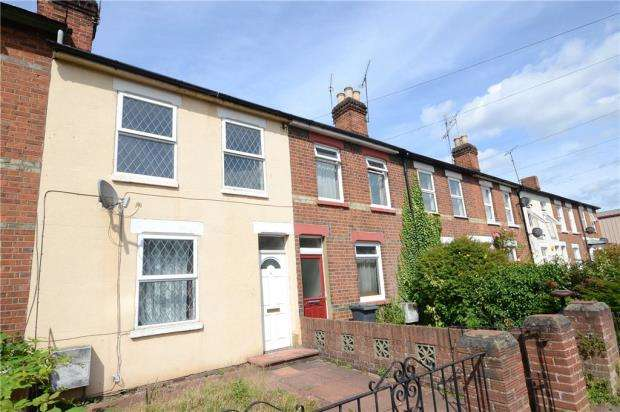 3 Bedrooms Terraced House for sale in Northfield Road, Reading, Berkshire