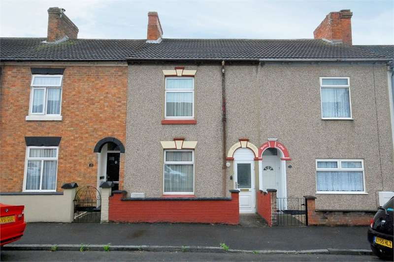 3 Bedrooms Terraced House for sale in Victoria Street, RUGBY, Warwickshire