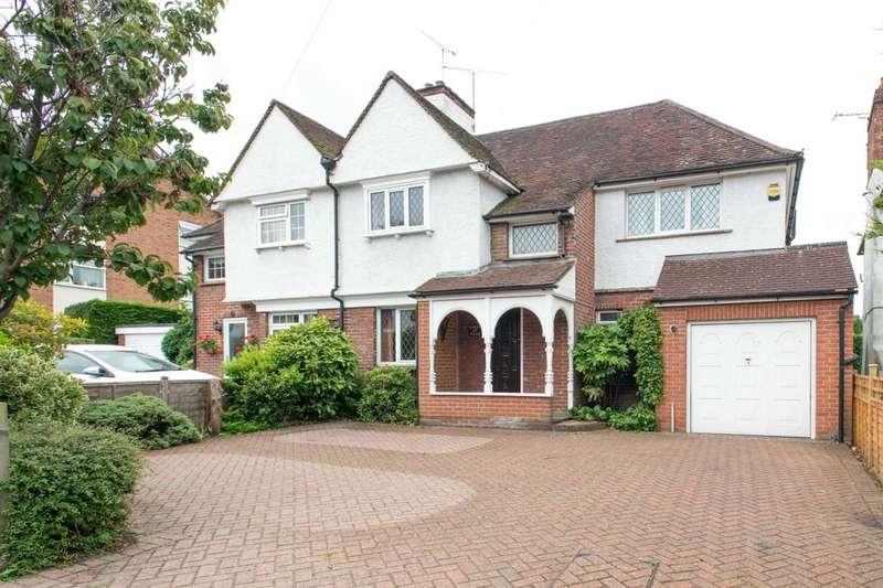 4 Bedrooms Semi Detached House for sale in London Road, Riverhead, Sevenoaks, TN13