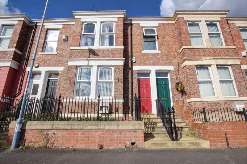 2 Bedrooms Flat for sale in Brighton Road, Gateshead, NE8