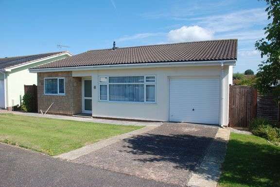 2 Bedrooms Detached Bungalow for sale in Hides Road, Sidmouth
