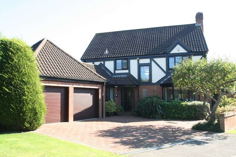 4 Bedrooms Detached House for sale in Sylvan Lane, Hamble-le-Rice