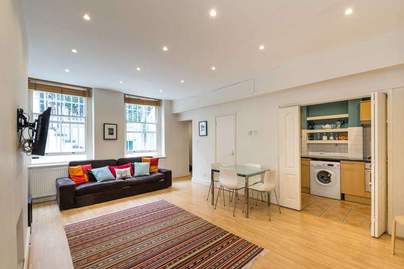 Studio Flat for sale in Nevern Square, Earls Court, SW5