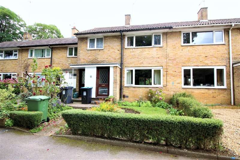 3 Bedrooms Terraced House for sale in Adeyfield, Hemel Hempstead