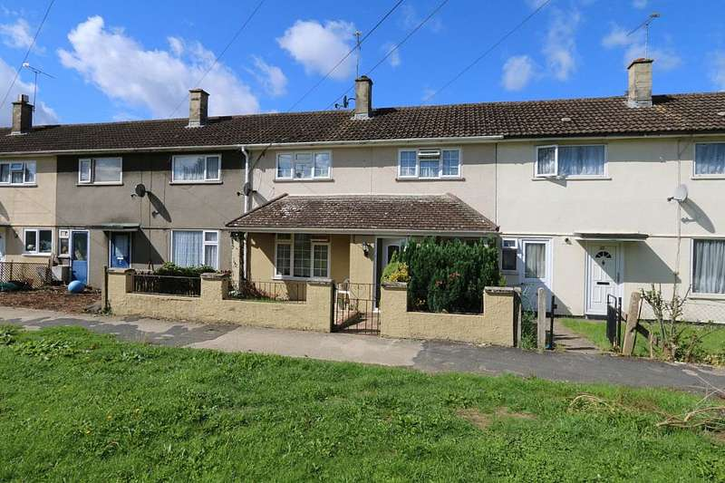 3 Bedrooms Terraced House for sale in 21, Stapleford Way, Swindon, Wiltshire, SN2 5NU