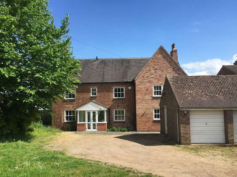 5 Bedrooms Detached House for sale in Fair Close, Frankton, Rugby, Warwickshire, CV23 9PL