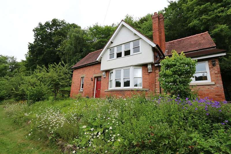 2 Bedrooms Cottage House for sale in Bishopwood, Lydbrook, Gloucestershire, GL17 9NY