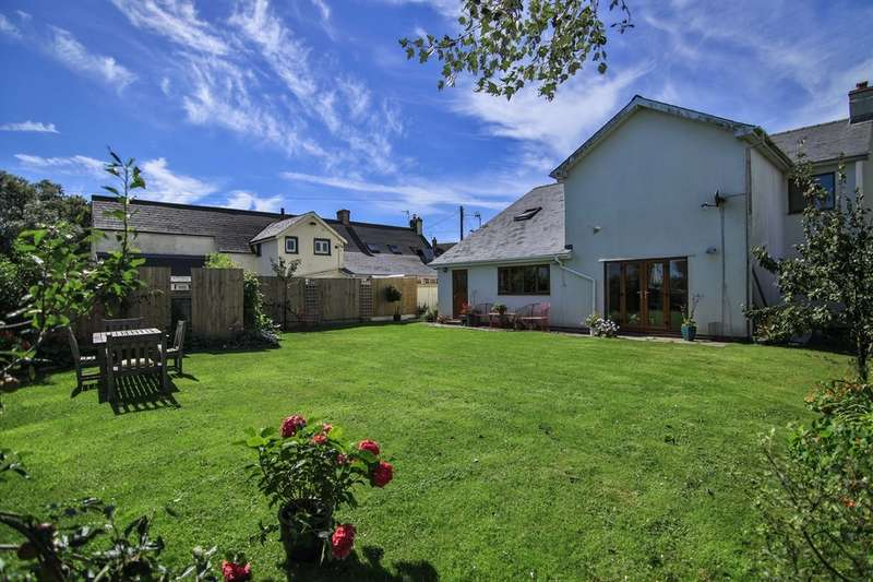 4 Bedrooms Detached House for sale in St Brides Road, Wick, Cowbridge