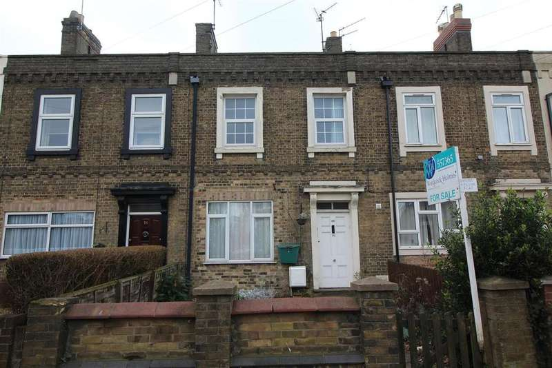 1 Bedroom Flat for sale in Oundle Road, Woodston, Peterborough
